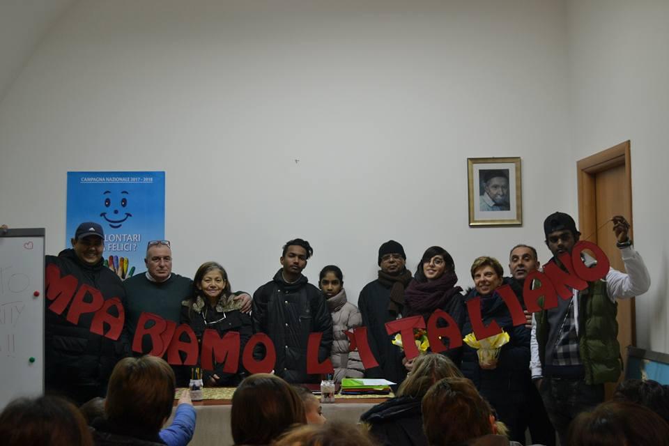Solidarity PASS, Caltagirone: cucire l'integrazione