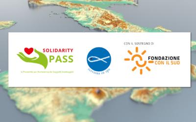Avvio del progetto Solidarity PASS: la prossimità per l'autonomia dei soggetti svantaggiati.
