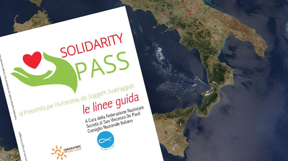 Solidarity PASS: L'innovazione nella solidarietà parte dal Sud