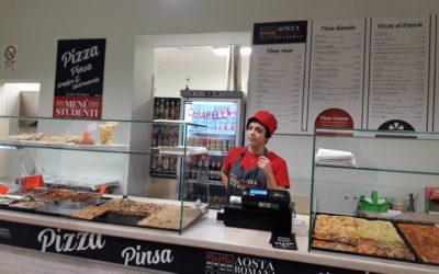 Aosta: una pizzeria per uscire dal disagio